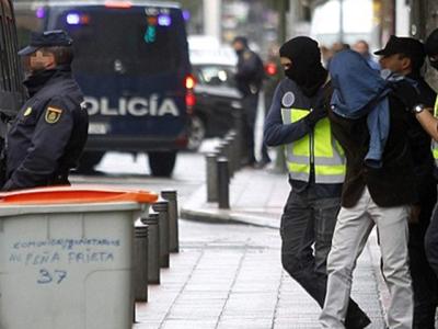 سپین: شدت پسند ی پھیلانے کا الزام، تین پاکستانی گرفتار