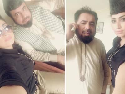 قندیل بلوچ سے ملاقات کے بعد میر ی زندگی تبدیل ہو گئی :مفتی عبدالقوی