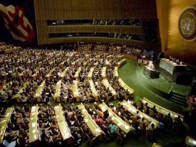 انسداددہشتگردی حکمت عملی کی قرارداد متفقہ طور پر منظور ، پاکستان نے غیرملکی تسلط وتنازعات کے حل کیلئے عالمی حمایت حاصل کی