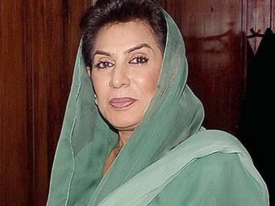 ڈاکٹر فہمیدہ مرزا کا نام قومی اسمبلی کی قائمہ کمیٹی سے خارج