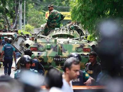 ریسٹورنٹ پر دہشت گرد حملہ، بنگلہ دیش حکومت کا 2 روزہ سوگ کا اعلان