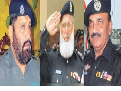آوٹ آف ٹرن ترقیوں کا معاملہ، پولیس افسروں کا موقف سننے کیلئے سات دن کی مہلت