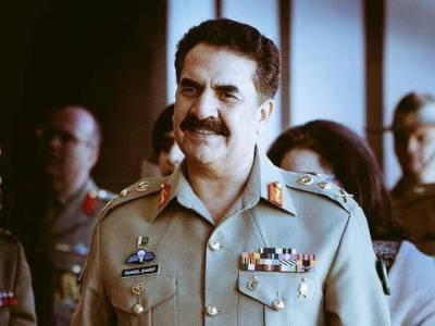 جنرل راحیل شریف عید منانے اگلے مورچوں پر پہنچ گئے
