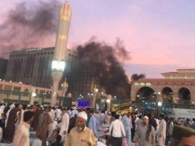 حرم نبویؐ میں حملہ کسی صورت برداشت نہیں: افغان طالبان کا اظہار مذمت