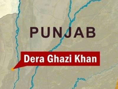 ڈی جی خان : ٹنڈیانی میں گاڑی کھائی میں جا گری ، ایک ہی خاندان کے7افراد جاں بحق ، 12زخمی