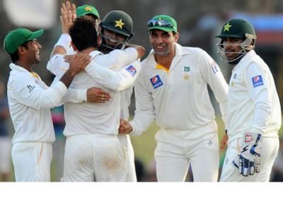 انگلینڈ کیخلاف کل سے شروع ہونے والے پہلے ٹیسٹ کیلئے پاکستان کی 12رکنی ٹیم کا اعلان