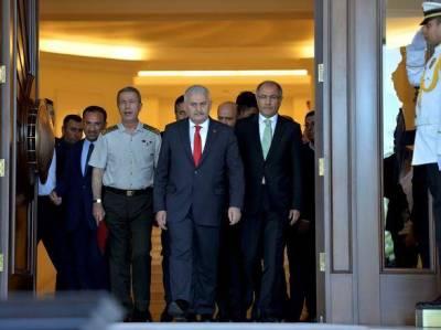 بغاوت کے سہولت کاروں کے خلاف جنگ ہوگی:ترکی کی امریکہ کو دھمکی