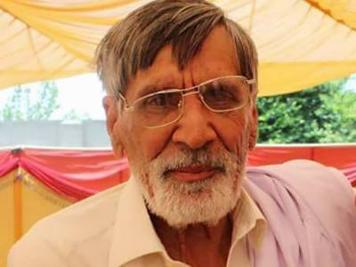نامعلوم افراد کی فائرنگ ،عوامی نیشنل پارٹی کے سابق ایم پی اے اور امن کمیٹی کے رکن حاجی محمدشعیب جاں بحق