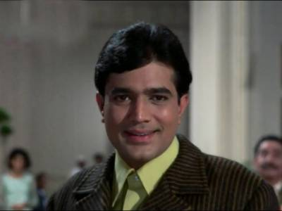 سپر سٹار راجیش کھنہ کی آج چوتھی برسی
