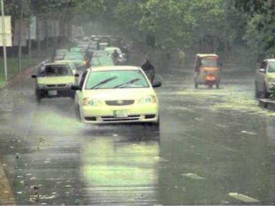 ملک کے مختلف علاقوں میں بارش ، موسم خوشگوار ہوگیا