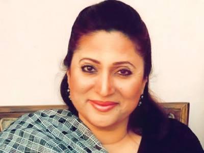 اداکارہ مسرت شاہین پی ٹی آئی میں شمولیت کی خواہشمند نکلیں