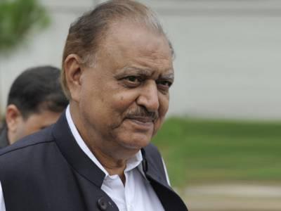 صدر مملکت کی پاکستانی کرکٹ ٹیم کو لارڈز ٹیسٹ میں شاندارجیت پر مبارکباد
