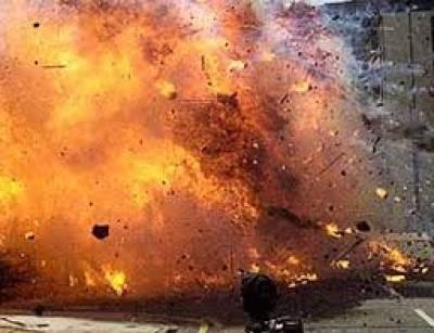دیر: مسافر بس میں بم دھماکہ: 7 افراد جاں بحق، پانچ سے زائد زخمی