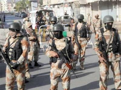 سندھ میں رینجرز کے قیام میں توسیع کا معاملہ،سمری پر وزیر داخلہ نے دستخط نہیں کیے