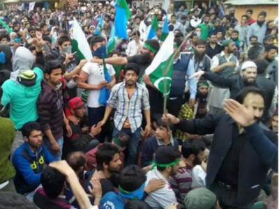 پاکستان سمیت دنیا بھر میں کشمیری آج یوم الحاق پاکستان منائیں گے