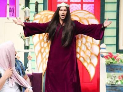 """آئی ٹو آئی کے بعد طاہر شاہ کا """"اینجل"""" کا روپ بھی بالی ووڈ میں چھا گیا"""
