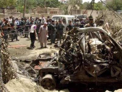ہلمند میں نیٹو بمباری سے ہلاک ہونیوالے 30 افراد میں 4 پاکستانی بھی شامل