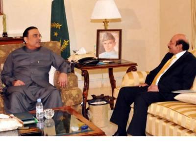 کراچی میں رینجرزکے اختیارات میں توسیع کا معاملہ: آصف زرداری اور پیپلز پارٹی کی اعلیٰ قیادت دبئی میں جمع