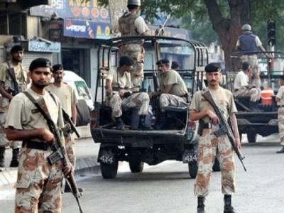 کراچی میں رینجرزکے خصوصی اختیارات کی مدت ختم: توسیع کا نوٹیفکیشن جاری نہ ہو سکا