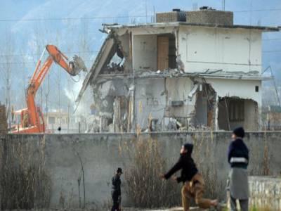 اسامہ بن لادن کے کمپاؤنڈ کی جگہ کو قبرستان میں تبدیل کرنے کا فیصلہ