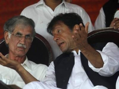 عمران خان نے جہانگیر ترین کو ناراض ارکان کو منانے کا ٹاسک دے دیا