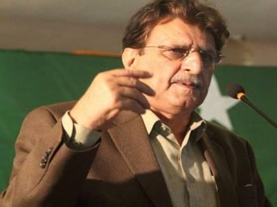 آزاد کشمیر : راجہ فاروق حیدر ن لیگ کے پارلیمانی لیڈرنامزد ، مشتاق منہاس کے وزیراعظم بننے کی امیدیں دم توڑ گئیں
