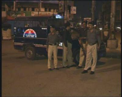 کراچی میں پولیس نے کارروائی کر کے ٹارگٹ کلر کو گرفتار کر لیا
