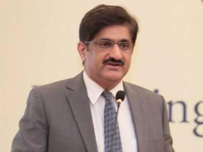 مراد علی شاہ کو سندھ کا نیا وزیراعلیٰ نامزدکر دیا گیا