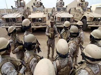 حوثی باغیوں کے حملے میں سعودی عرب کے ایک افسر سمیت 7 فوجی جوان جاں بحق