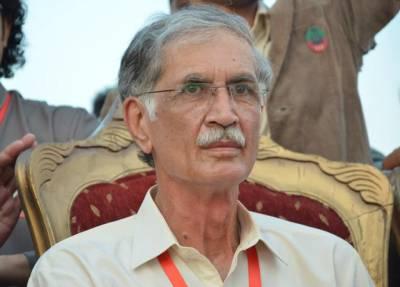 عمران کی قیادت پر فخر ہے،سرکاری محکموں میں شفافیت اور دیانتداری کی قابل تقلید مثال قائم کی:پرویز خٹک