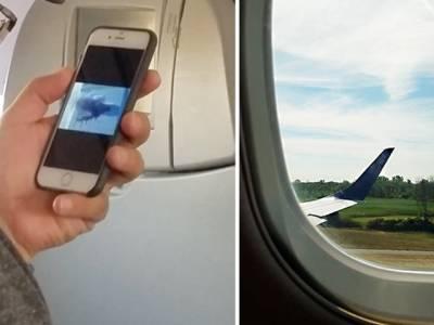 مسافر جہاز کے ٹیک آف سے چند لمحے قبل مسافر نے اپنے موبائل فون پر ایسی ویڈیو لگالی کہ تمام مسافروں کو خوفزدہ کردیا، ایسا کیا دیکھ رہا تھا؟ جان کر آپ کو بھی مسافروں کی گھبراہٹ کی وجہ سمجھ آجائے گی