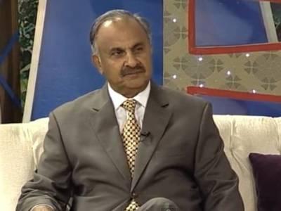 جمہوریت کی مضبوطی اور آئین کی پاسداری میں ہی ملک کی بقاء ہے: سینیٹر لیفٹیننٹ جنرل (ر) عبدالقیوم