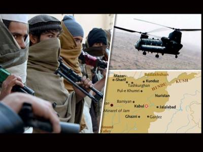پنجاب حکومت کے ہیلی کاپٹر کی افغانستان میں کریش لینڈنگ،ایک روسی سمیت 6پاکستانیوں کو طالبان نے تحویل میں لے لیا