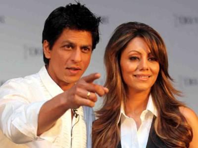 شاہ رخ کی صرف طویل میٹنگز پر غصہ آتا ہے: اہلیہ گوری