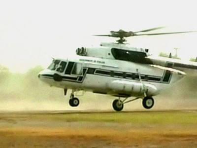پاکستانی ہیلی کاپٹر کی کریش لینڈنگ کے متعلق کچھ پتہ نہیں :طالبان ترجمان