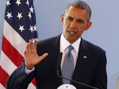 داعش اب بھی خطرہ مگر امریکا کو شکست دے سکتی ہے نہ نیٹو کو: اوباما