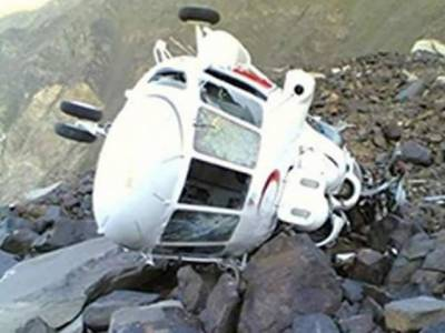 ہیلی کاپٹر کی کریش لینڈنگ،پنجاب حکومت وفاق،آرمی چیف اور افغان حکام سے رابطے میں ہے:ترجمان