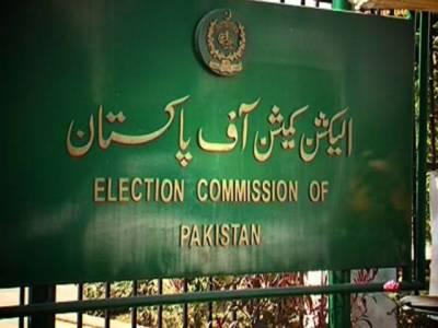 شیخ رشید کے سونے کی تصویر پر الیکشن کمیشن میں موبائل لے جانے پر پابندی