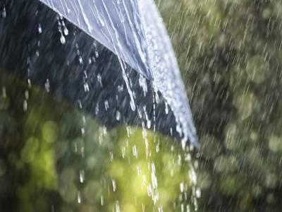 کراچی میں تیز بارش، پنجاب کے بیشترعلاقوں میں بارش کا امکان