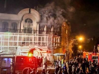 ایرانی حکومت نے سعودی سفارتخانے پر حملے کا حکم دیا ، مرکزی ملزم کا انکشاف