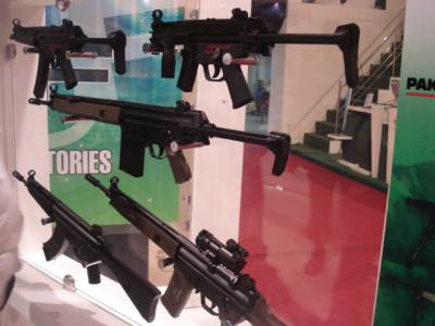 محکمہ داخلہ سندھ نے صوبے میں اسلحہ کی نمائش پر پابندی عائد کرتے ہوئے نوٹی فکیشن بھی جاری کردیا