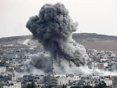 شام میں بمباری،7بچوں سمیت 10جاں بحق،اوباما کی روس پر تنقید