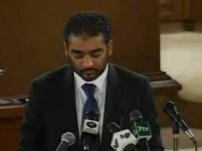 سابق مشیر خزانہ خالد لانگوکا بلوچستان اسمبلی کی رکنیت سے مستعفیٰ ہونے کااعلان