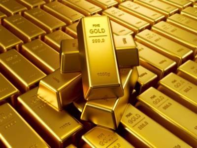 سونے کی فی تولہ قیمت 100روپے اضافے سے 53ہزار 700روپے ہو گئی