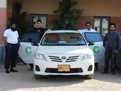 کریم ٹیکسی سروس کا ٹیوٹاکے ساتھ معاہدہ طے پا گیا ،ایک لاکھ نوکریوں کا اعلان
