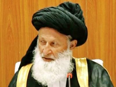 نصاب میں جہادی مواد امریکہ کے کہنے پر شامل کیا گیا: مولانا شیرانی