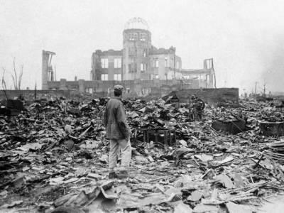 ہیرشیما پر ایٹم بم حملے کو اکہتر برس مکمل ہوگئے