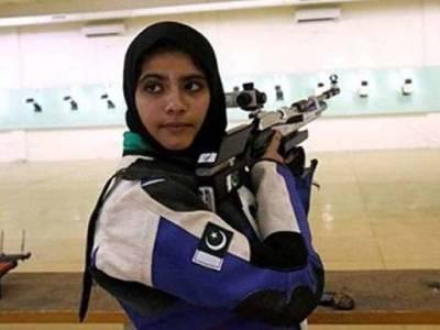 ریو اولمپکس، پاکستانی شوٹر منہال سہیل کوالیفائنگ راونڈ میں ہی ہار کر ایونٹ سے باہر