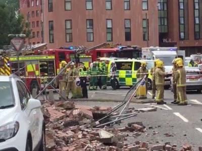 برطانوی شہرگلاسگوکے ریسٹورنٹ میں دھماکا،متعددافراد زخمی