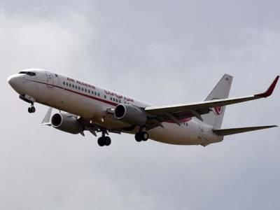 الجزائر سے فرانس جانے والا طیارہ سسٹم کی خرابی کے باعث ریڈار سے غائب ہو ا،جہاز بحفاظت لینڈ کر گیا ہے:الجزائر میڈیا